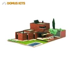 Casa de construcci�n actual rocafort domus kits 1:87