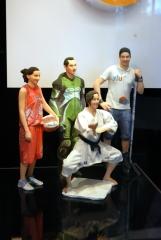 Trofeos deportivos personales foto-esculturas de threedee-you
