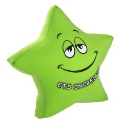 Cojin antiestres estrella ets increible verde 40 en la llimona home (1)