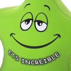 Cojin antiestres estrella ets increible verde 40 en la llimona home (2)