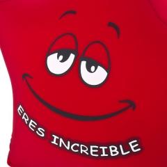 Cojin antiestres estrella eres increible rojo 40 en la llimona home (2)