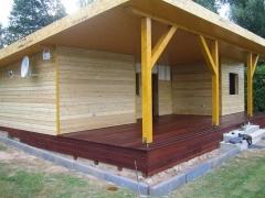 Casa de madera 110m� (alemania)