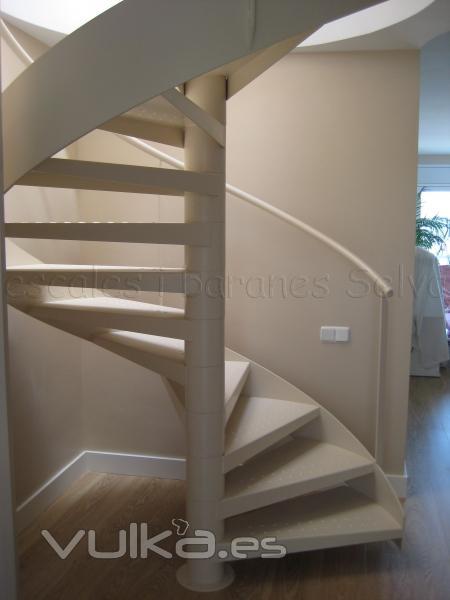 Escales i baranes selva vidreres girona - Fotos de escaleras caracol ...