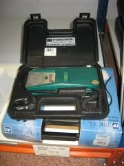 Outlet. detector de fugas de gases.