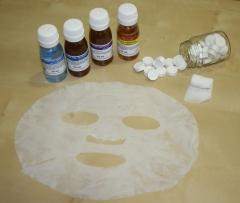 Mascarillas pill mask