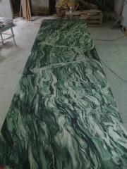 Mesa granito verde polar