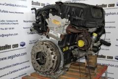 Motor de bmw 530 d recuperado