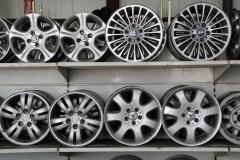 Llantas de aluminio de 13, 14, 15, 16 y 17 pulgadas