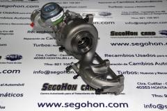 Turbos reconstruidos y turbos de coche nuevos