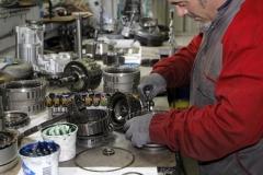 Despiece completo y reparación paso a paso de cambio automático