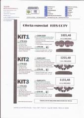 KIT CAMARAS CCTV