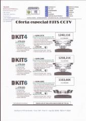KITS CAMARAS CCTV