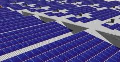 Cubiertas fotovoltaicas en alquiler