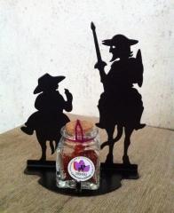 Azafranero quijote