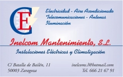Foto 8 seguros en Zaragoza - Inelcom Mantenimiento S.l.u
