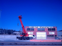 Gr�as industriales palencia - base palencia - foto 18