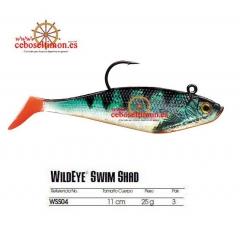 Www.ceboseltimon.es - blister 3 wildeye 11cm swin baits shad 25gr - 04p