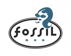 Fossil mud | logotipo
