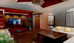 Apartamento terminado y decorado