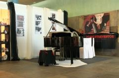 Stand de pianistaeventos en expobec 2011