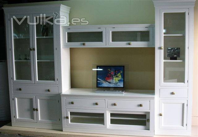 Foto comedores aparadores muebles de estilo moderno - Muebles estilo rustico moderno ...