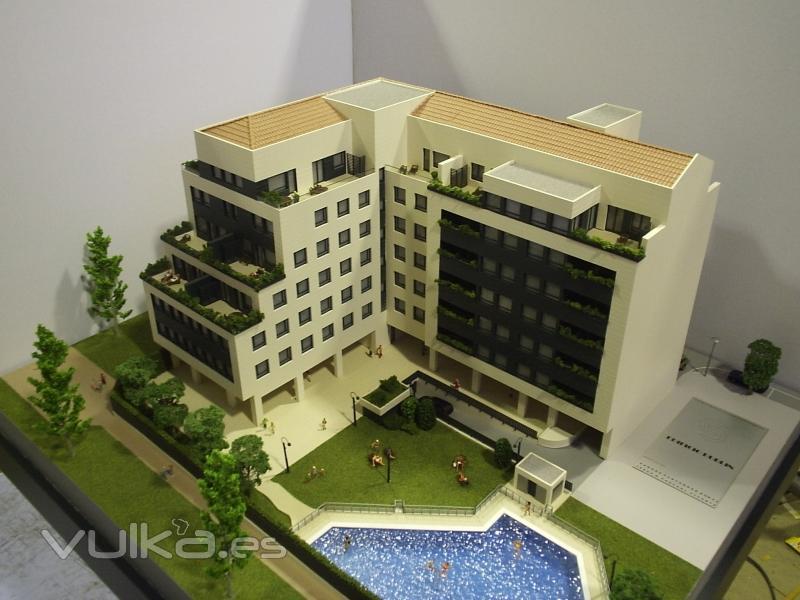 Foto maqueta maqueta arquitectura maquetas maquetas for Arquitectura arquitectura