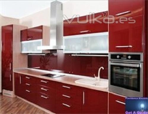 Foto muebles de cocina en barcelona for Muebles cocina barcelona