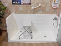 Cambie su bañera en 5 horas sin obras