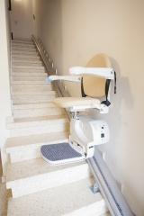 Amicus: silla salvaescaleras - www.validasinbarreras.com