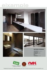 Reforma piso barcelona oak 2000