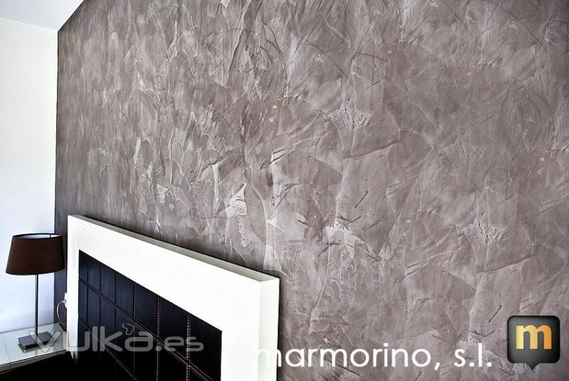 Foto estuco estuco veneciano estucado estucados - Pintar paredes estucadas ...