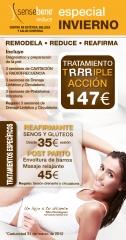 Promocion invierno 2012 - reduce remodela tu figura