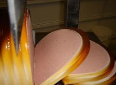 Corte ultrasonidos pat�s, foie, foie con hojaldre. corte limpio por ultrasonidos