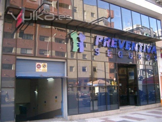 Seguros PREVENTIVA® Malaga, Oficina C/ Salitre 28, tlfn: 952343953