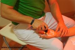 INDIBATERAPIA:Tratamiento electr�nico recuperador de tejidos y activador de la circulaci�n sangu�nea