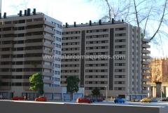 Maqueta arquitectura comercial proyecto viviendas en ponferrada. maquetas castilla 5