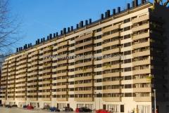 Maqueta arquitectura comercial proyecto viviendas en ponferrada. maquetas castilla 3