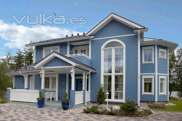 Foto construcci n casas americanas m s informaci n en for Empresas constructoras de casas