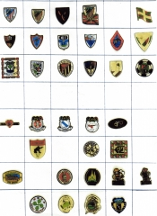 Pins, Badges, Insignias