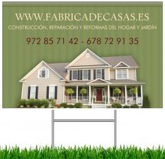 ¿sabía que fabricar o ampliar su casa es hasta cuatro veces más económico que construirla?