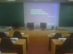 Formación in-company a medida. formación y coaching