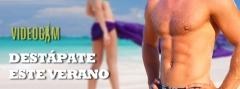 Prep�rate para el veranito con el plan dietista y entrenador personal en casa de VIDEOGIM.
