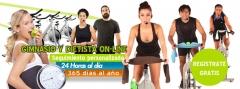 www.videogim.com la primera Healthy Community - Perder peso de forma natural