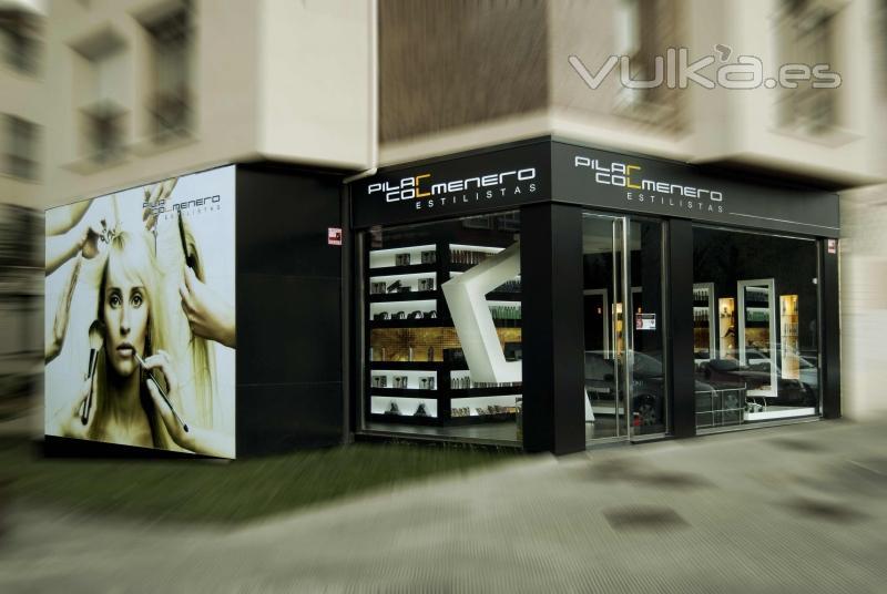 Pilar colmenero estilistas for Administrar un salon de belleza