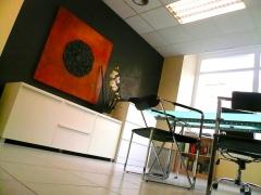 Despacho de direcci�n Centro de Negocios