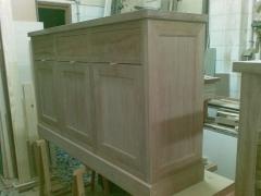 Mueble en construcci�n