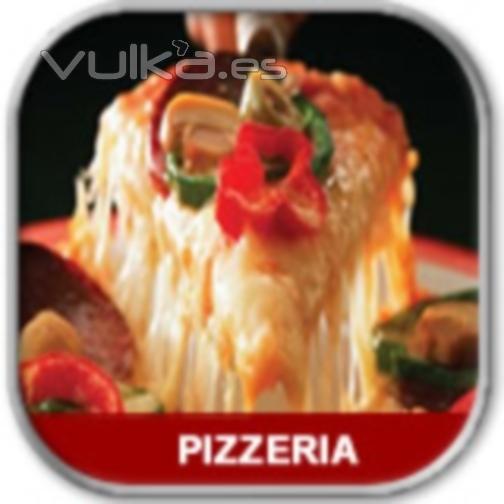 maquinaria para pizzerias
