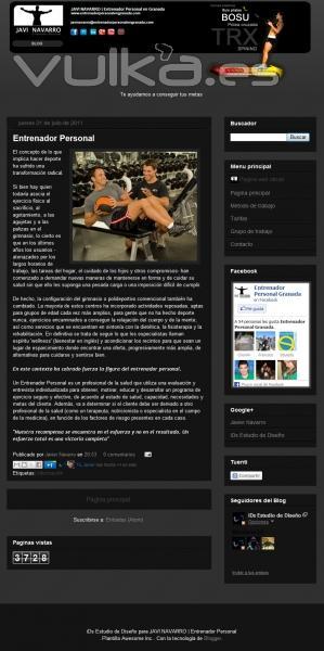 JAVI NAVARRO | Entrenador Personal (Blog)