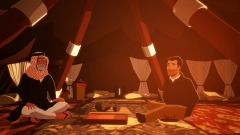 Creaci�n de personajes y escenarios en animaci�n 3d