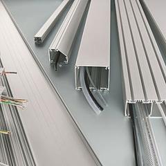 Instalación de canalizaciones para cualquier tipo de  cableado
